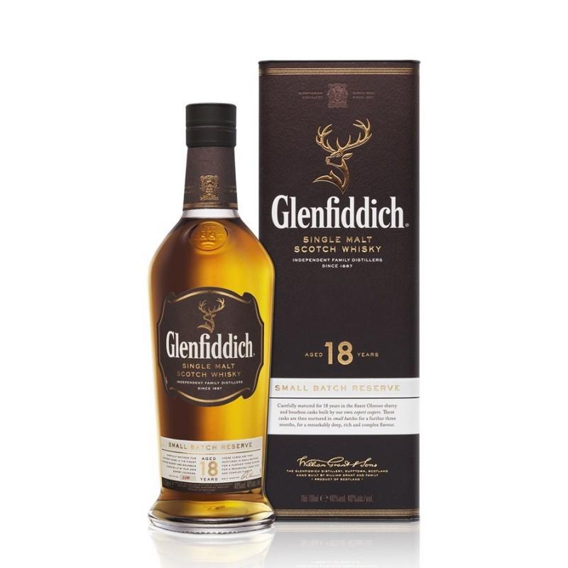 Glenfiddich 18 ans 70 cl