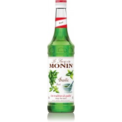 Sirop Monin Basilic 70cl