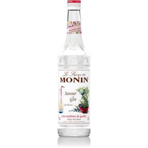 Sirop Monin Saveur Gin 70cl