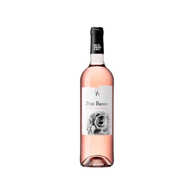 Buzet Petit Baron Rosé 75cl 2018