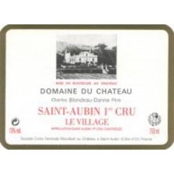 Saint-Aubin 1er Cru 2008 Domaine Blondeau-Danne 75cl