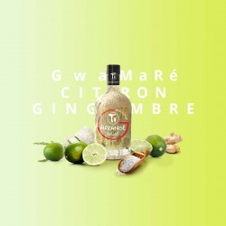 TI ARRANGE GWAMARE CITRON GINGEMBRE 70cl