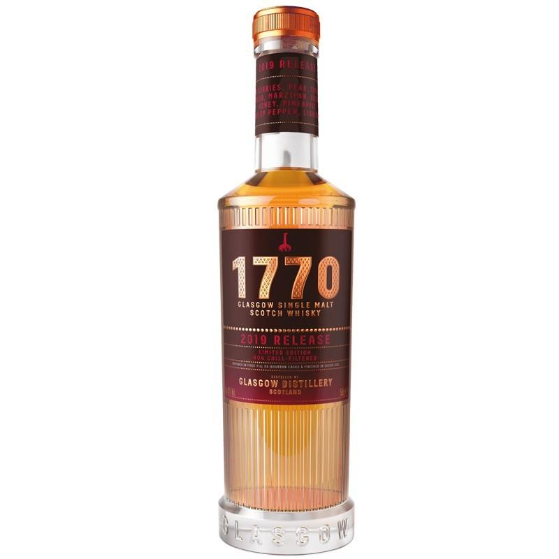 Whisky 1770 Glascow single malt 50cl