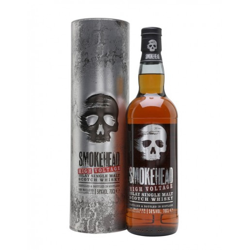 Whisky Smokehead High Voltage 70cl