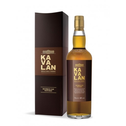 Kavalan Ex Bourbon oak 70cl