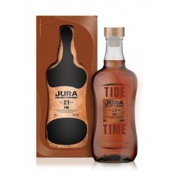 Jura 21 ans Tide and Time 70cl