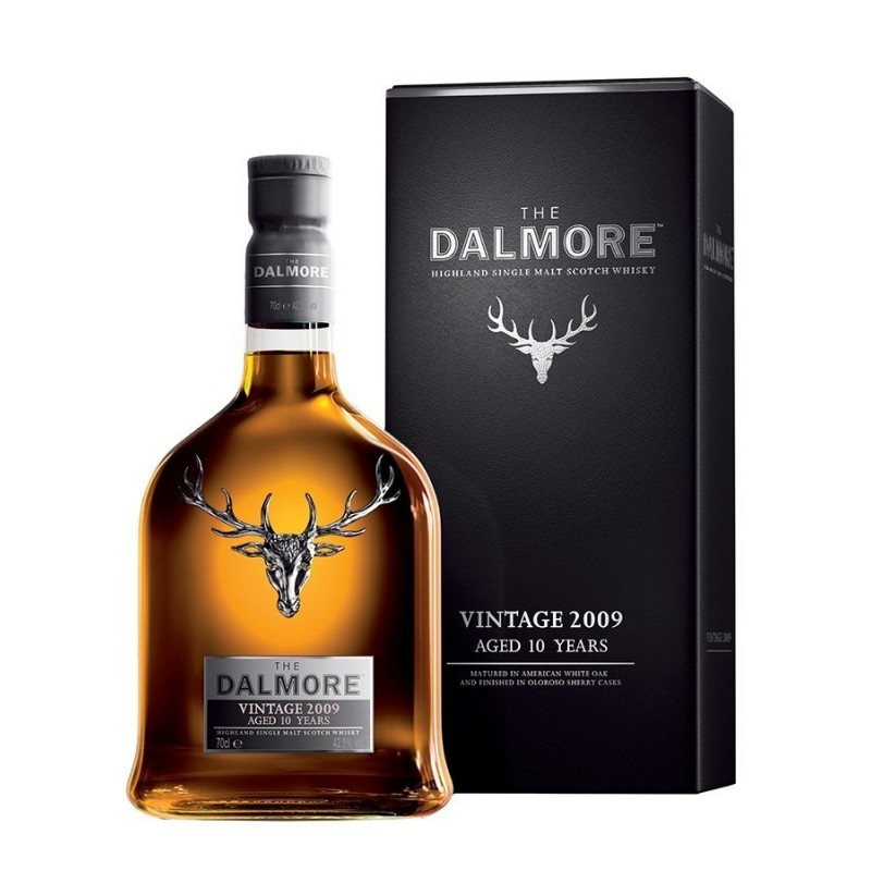 Dalmore 2009 Vintage Sherry Finish 70cl