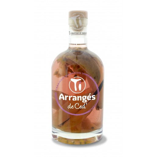 TI'ARRANE DE CED CARAMBOLE PASSION 35CL 32% VOL.