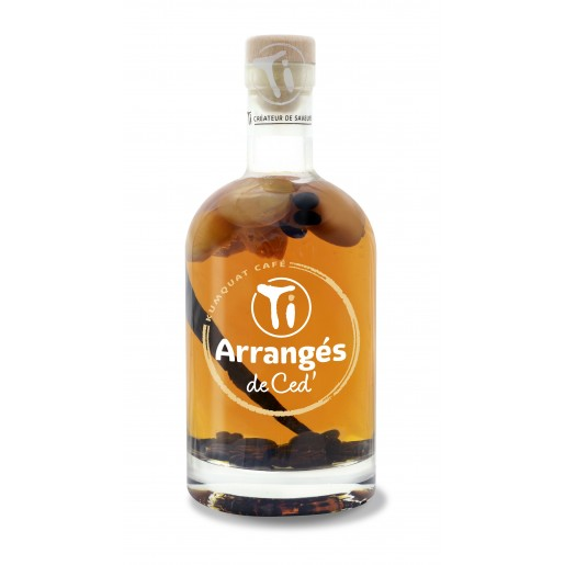 TI'ARRANGE KUMQUAT CAFE 70CL 32%VOL.
