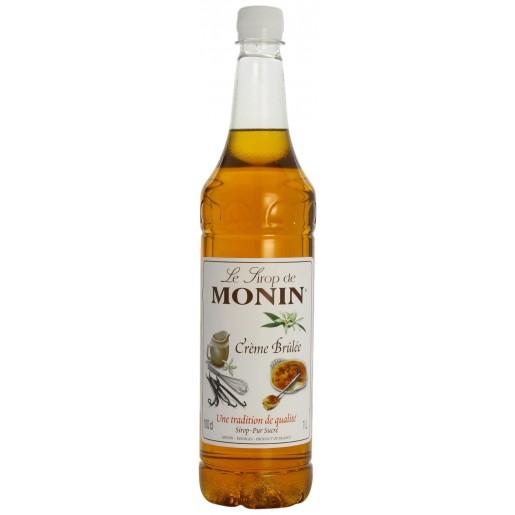 Sirop Monin Crème brûlée 70 cl