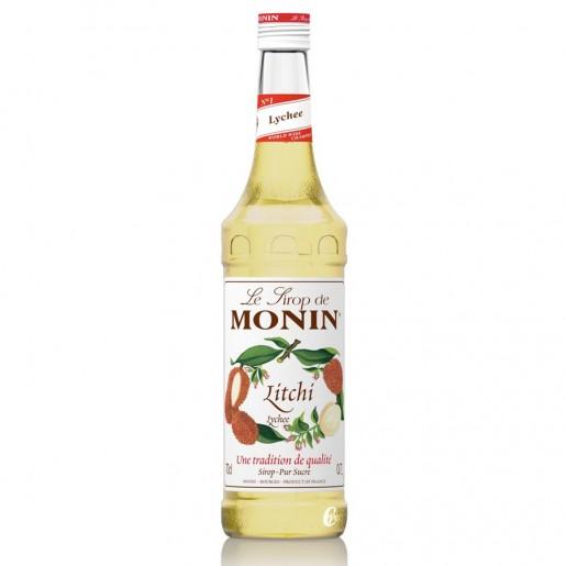 Sirop Monin Litchi 70 cl