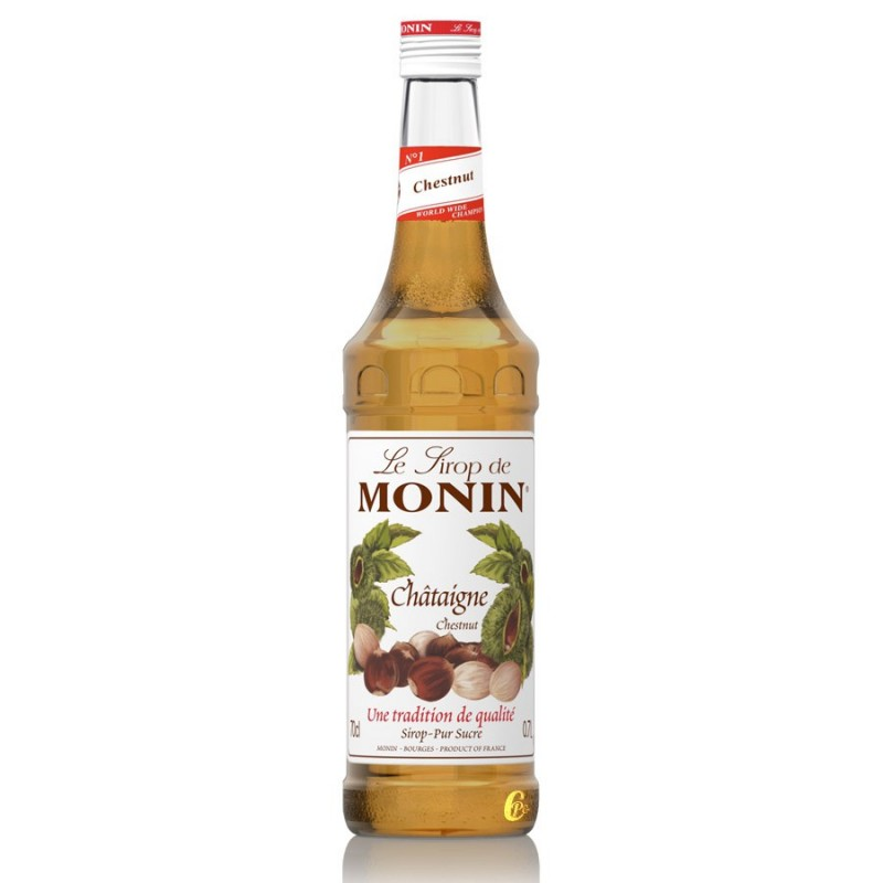 Sirop Monin Chataigne 70 cl