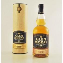 Glen Moray 12 ans Single Malt 70cl