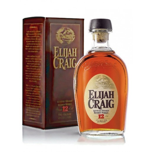 Elijah Craig Bourbon 70cl