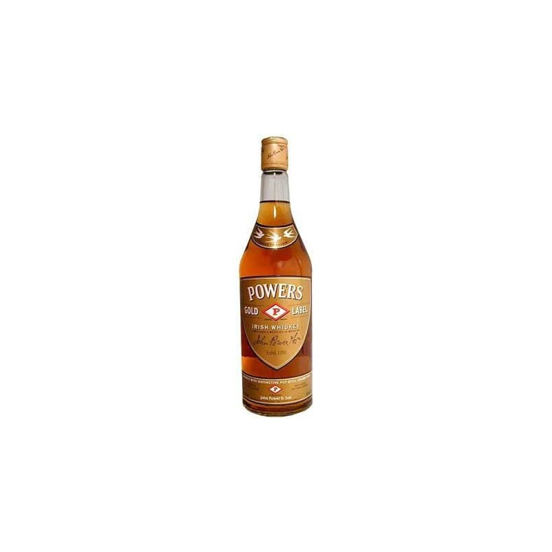 Power's Gold Label Blend Irlandais 70cl.
