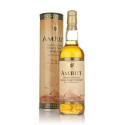 Amrut Single Malt Indian 70cl
