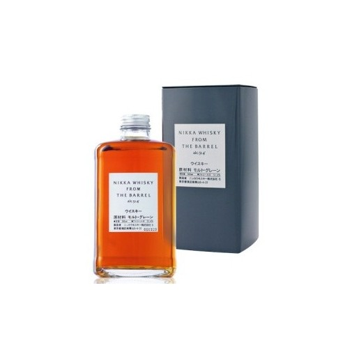 Nikka from The Barrel Japonais 51.4° 50cl.