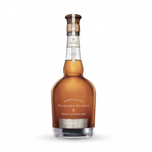 Woodford Master Collection White Corn Bourbon 45.2° 70cl