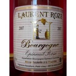 Epineuil Rouge Laurent Roze 2018