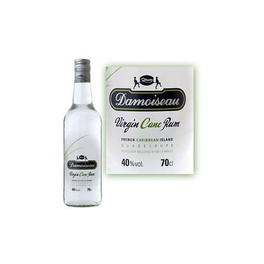 Damoiseau Virgin Cane Rum 70cl