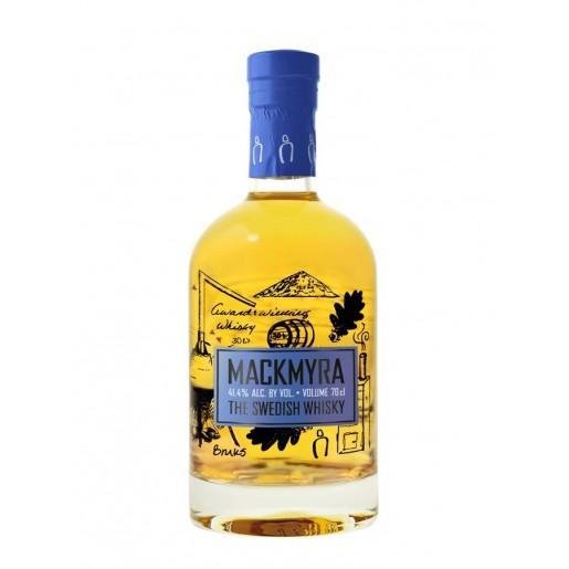 Mackmyra Bruks Whisky Suédois 70cl 41.4°