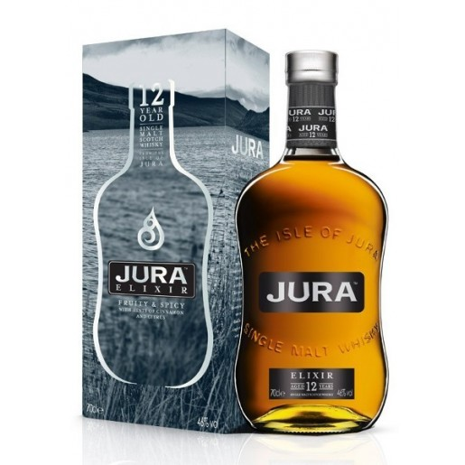 Isle of Jura Elixir 12 ans Single Malt