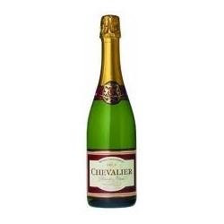 Chevalier Monopole Blanc de Blancs Méthode Traditionnelle 75cl