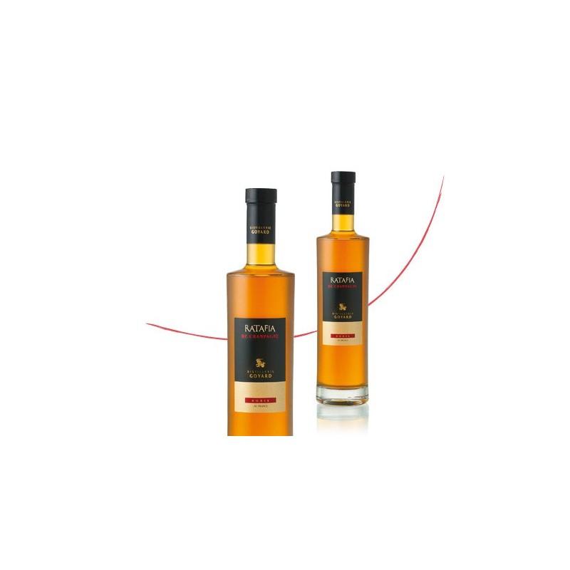 "Ratafia de Champagne Jean Goyard ""Rubis"" 50cl"