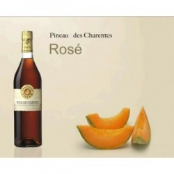 Pineau des Charentes Charentes Rosé Voyer 70cl