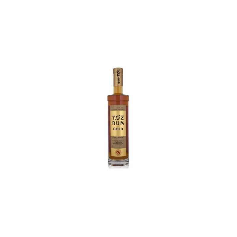 Toz Gold Sainte Lucie 70cl