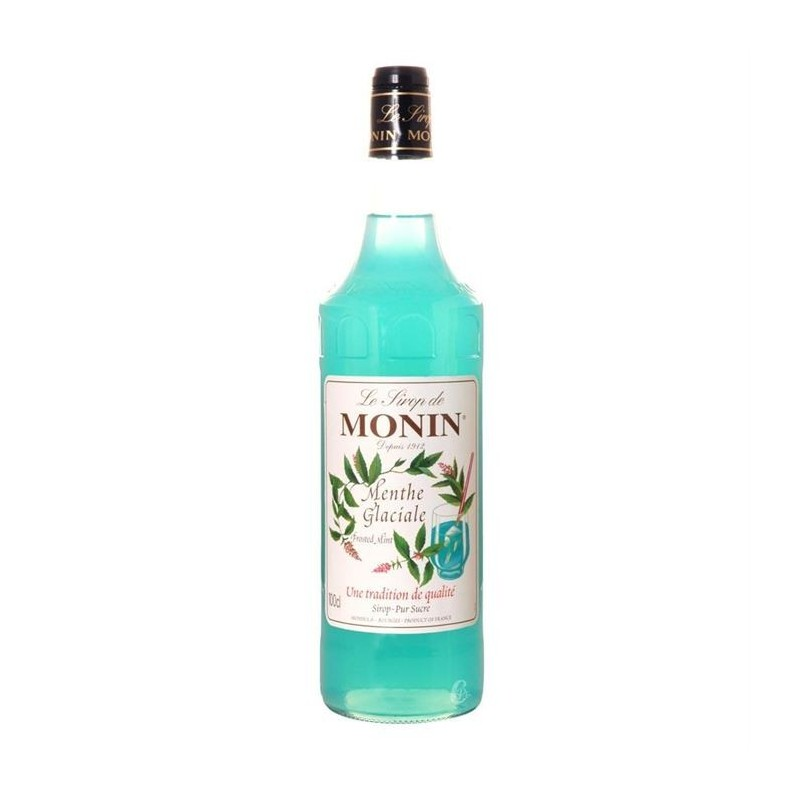 Sirop Monin Menthe Glaciale 100 cl