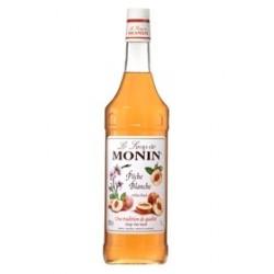 Sirop Monin Peche Blanche 100 cl