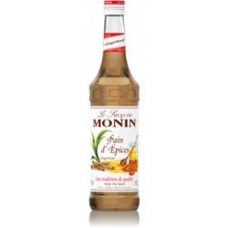 Sirop Monin Pain d'Epices 70 cl