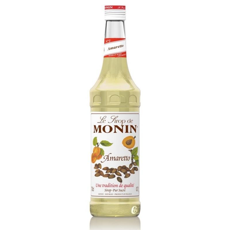 Sirop Monin Amaretto 70 cl