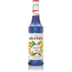 Sirop Monin Curaco Bleu 70 cl
