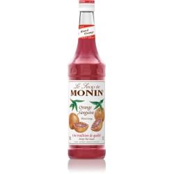 Sirop Monin Orange Sanguine 70 cl