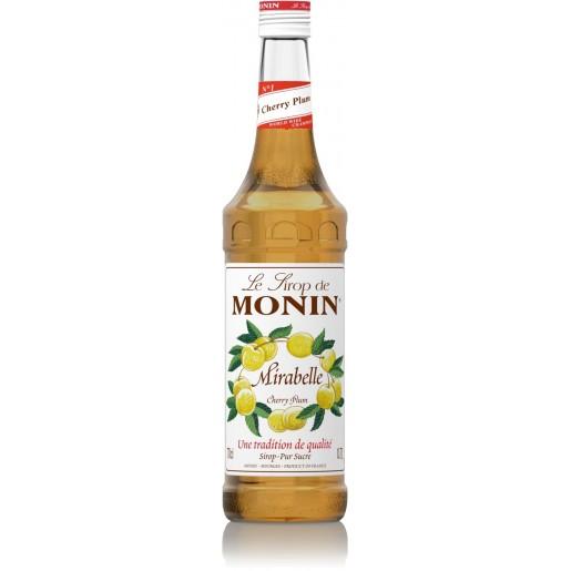 Sirop Monin Mirabelle 70 cl