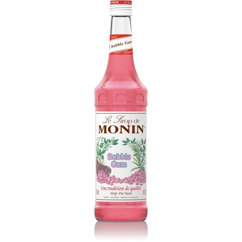 Sirop Monin Bubble Gum 70 cl