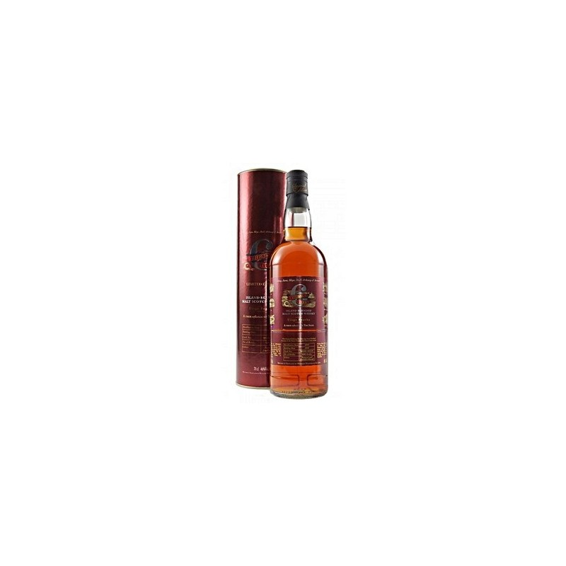 6 Isles Petrus Gaia Finish Limited Edition 70 cl