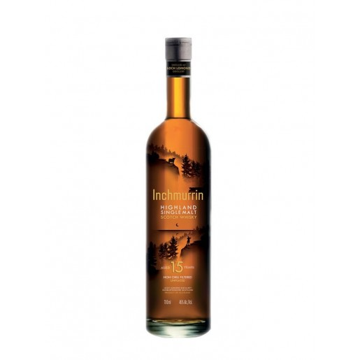 Inchmurrin 15 ans Single Malt Ecossais 70cl