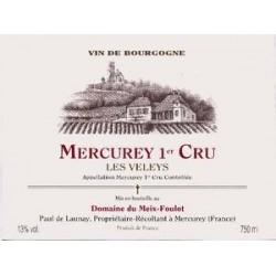 Mercurey 1er Cru 2016 Les Veleys Domaine du Meix-Foulot