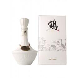 Nikka 17 ans Tsuru Ceramic 43° 70cl