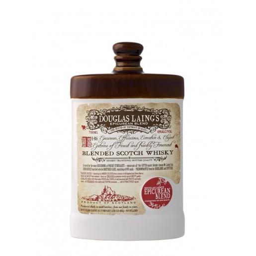 The Epicurean Cruchon Ceramique 43° Blend Ecossais 70cl
