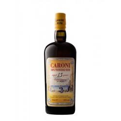 Caroni 15 ans 1998 52°  70 cl