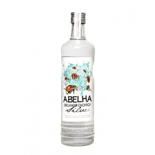Abelha Silver Organic 39°  70cl