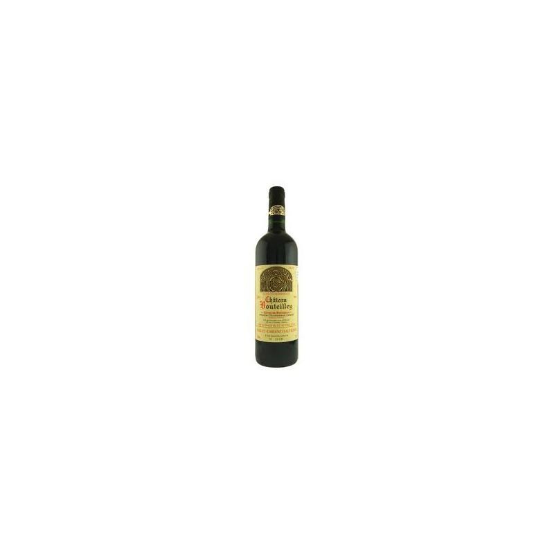 Chateau Bouteilley 2014 Premiéres Cotes de Bordeaux 150cl magnum