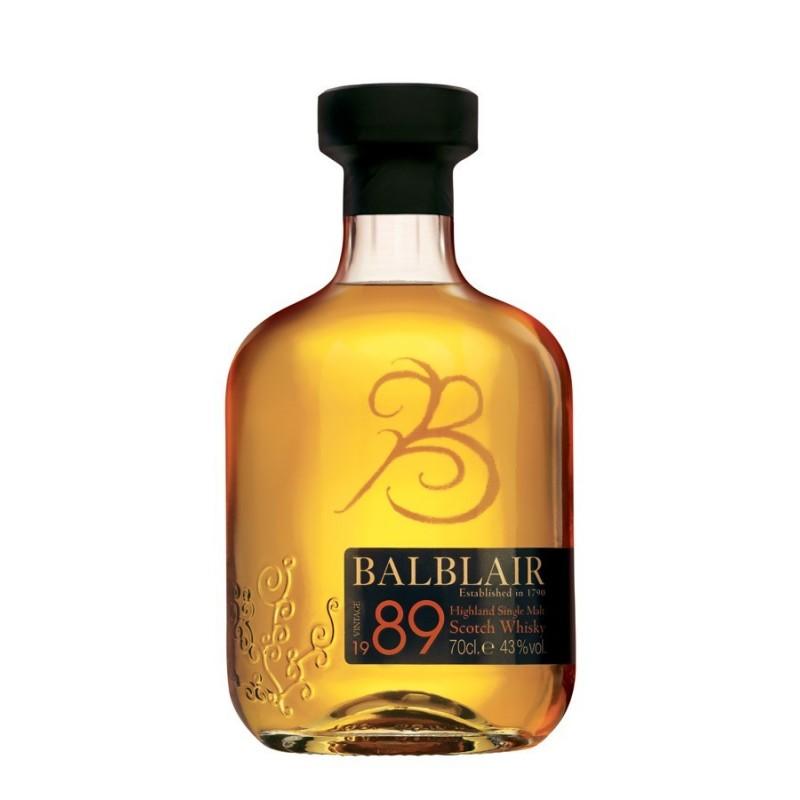 Balbair 1989  46°  70cl