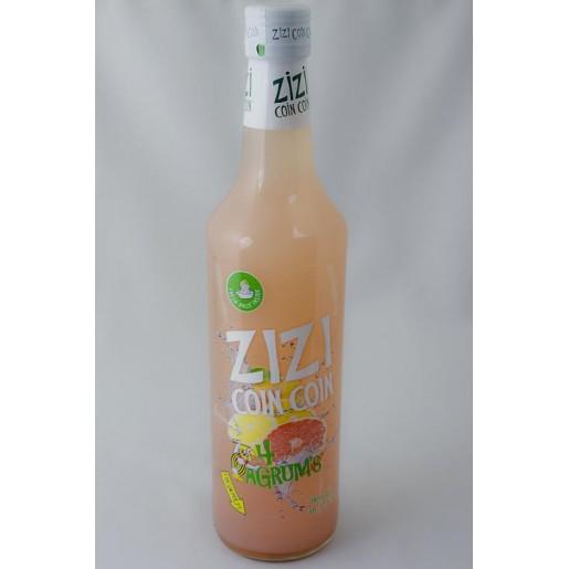 ZiziCoinCoin 4 Agrum's 70cl 12.5°