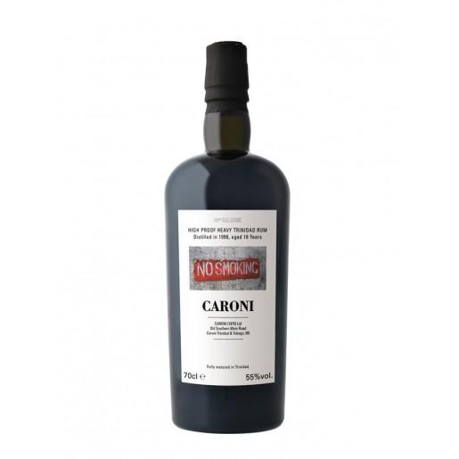 CARONI 1998 High Proof 55% NO SMOKING