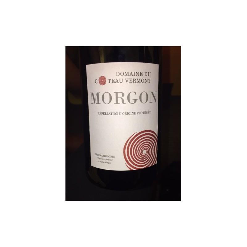 Morgon Domaine du coteau Vermont 2015 75cl